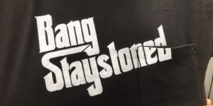 Bang Staystoned様 Tシャツ シルク印刷